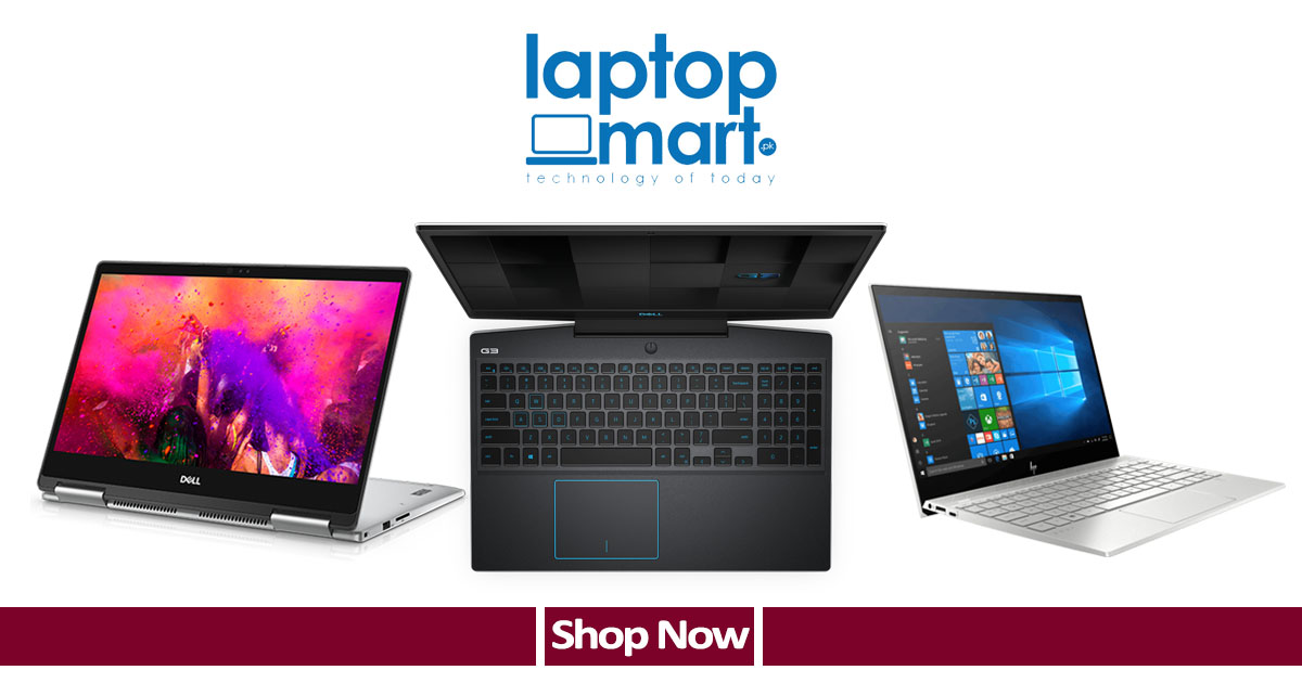 Laptop Price In Pakistan